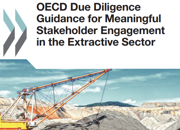 Oecd Due Diligence Guidance For Meaningful Stakeholder Engagement In The Extractive Sector Business And Human Rights Gateway