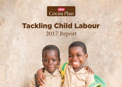 Nestlé Cocoa Plan Tackling Child Labor Report 2017