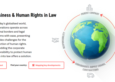 Business & Human Rights in Law