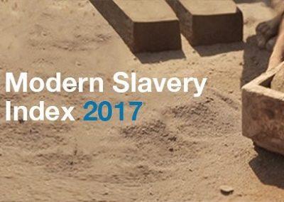 Modern Slavery Index 2017