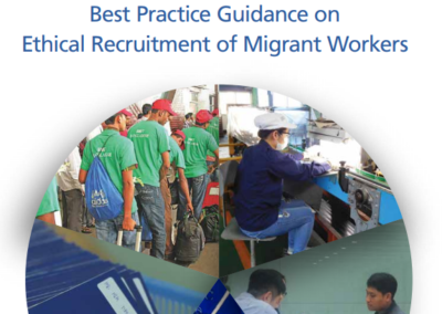 Best Practice Guidance on Ethical Recruitment of Migrant Workers