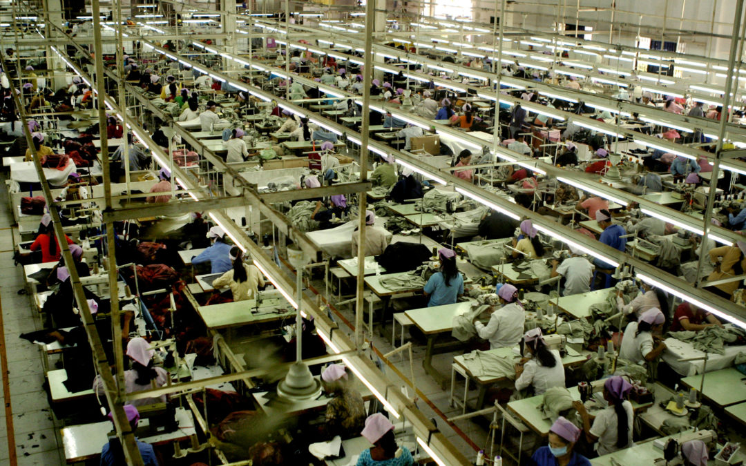 EU trade threat could make Cambodian factories worse for workers – unions