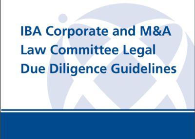Legal Due Diligence Guidelines for Merger & Acquisitions