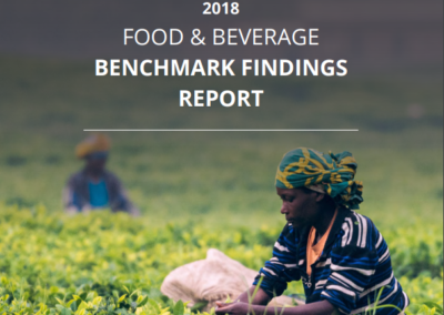 2018 Food & Beverage Benchmark