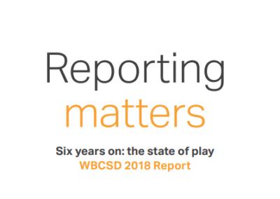 Reporting Matters 2018