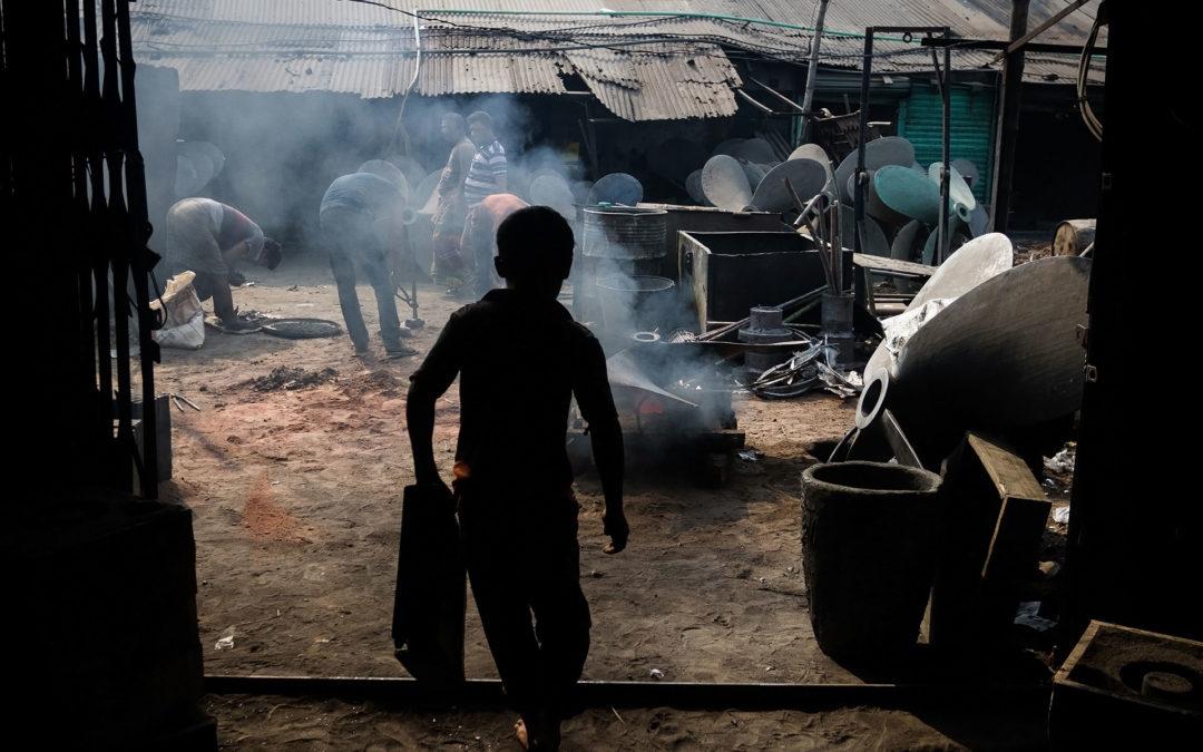 Progress on child labour flatlining in world's manufacturing hubs