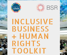 Inclusive Business + Human Rights Toolkit