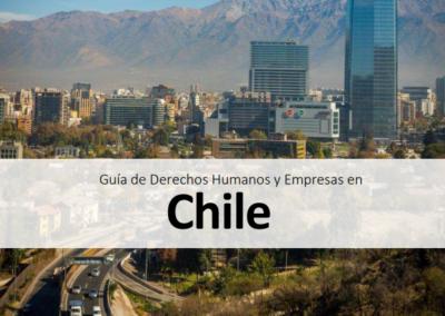 Guía de Derechos Humanos y Empresas en  Chile