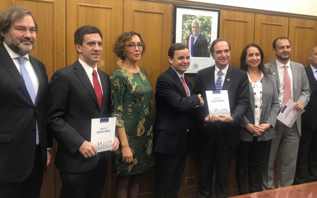 Chile: Acción Empresas and partners launch guide on business and human rights