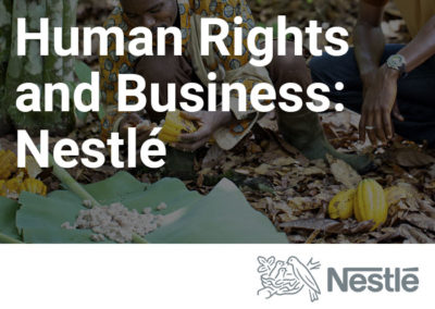 Business and Human Rights Training