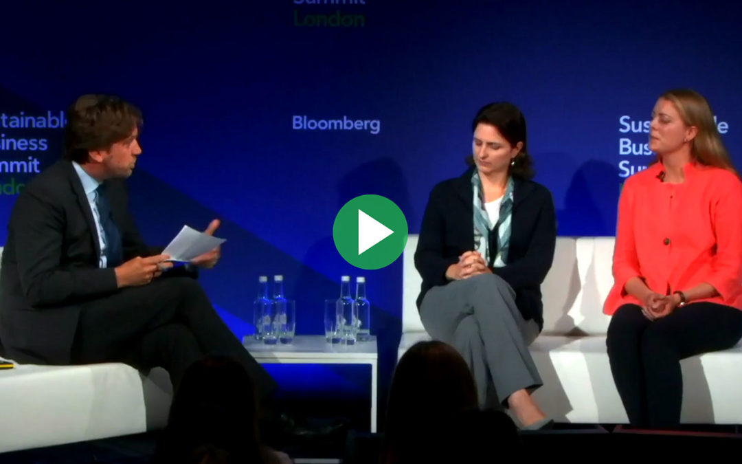Building a thriving global workforce – A panel conversation with Stora Enso, Mars and WBCSD