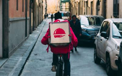 Deliveroo sued by former worker who alleges exploitation and underpayment