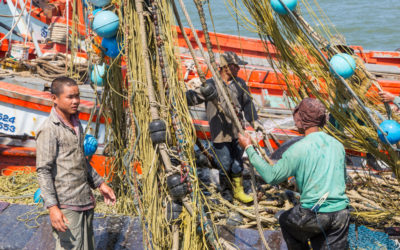 For Southeast Asia's migrant fishers, modern slavery is still alive on the high seas