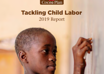 Tackling Child Labor – 2019 Report