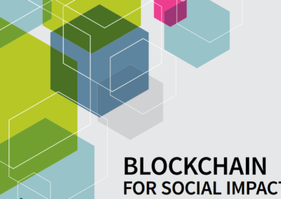 Blockchain for Social Impact – 2019