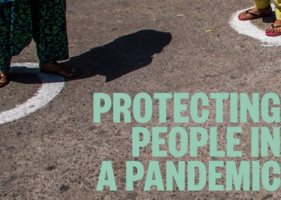 Protecting People in a Pandemic