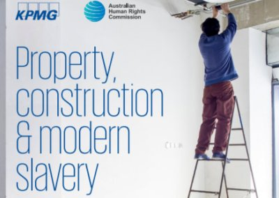 Property, construction & modern slavery