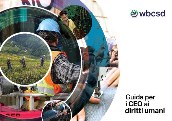 Diritti umani e sviluppo sostenibile – Launch of Italian CEO Guide to Human Rights