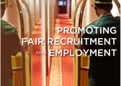 Promoting fair recruitment and employment