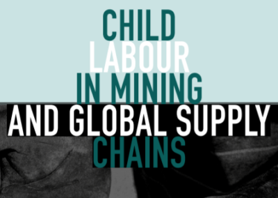 Child Labour in Mining and Global Supply Chains