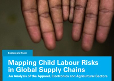 Mapping Child Labour Risks in Global Supply Chains