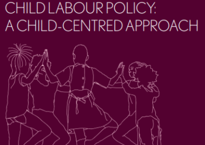 Child labour policy: A child-centered approach