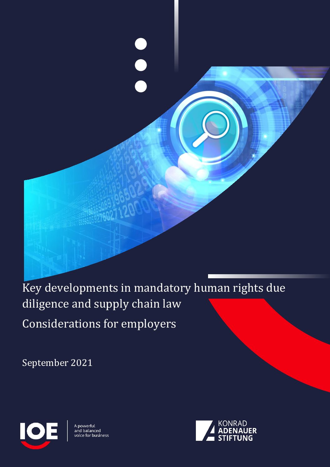 Key Developments in Mandatory Human Rights Due Diligence and Supply Chain Law Considerations For Employers