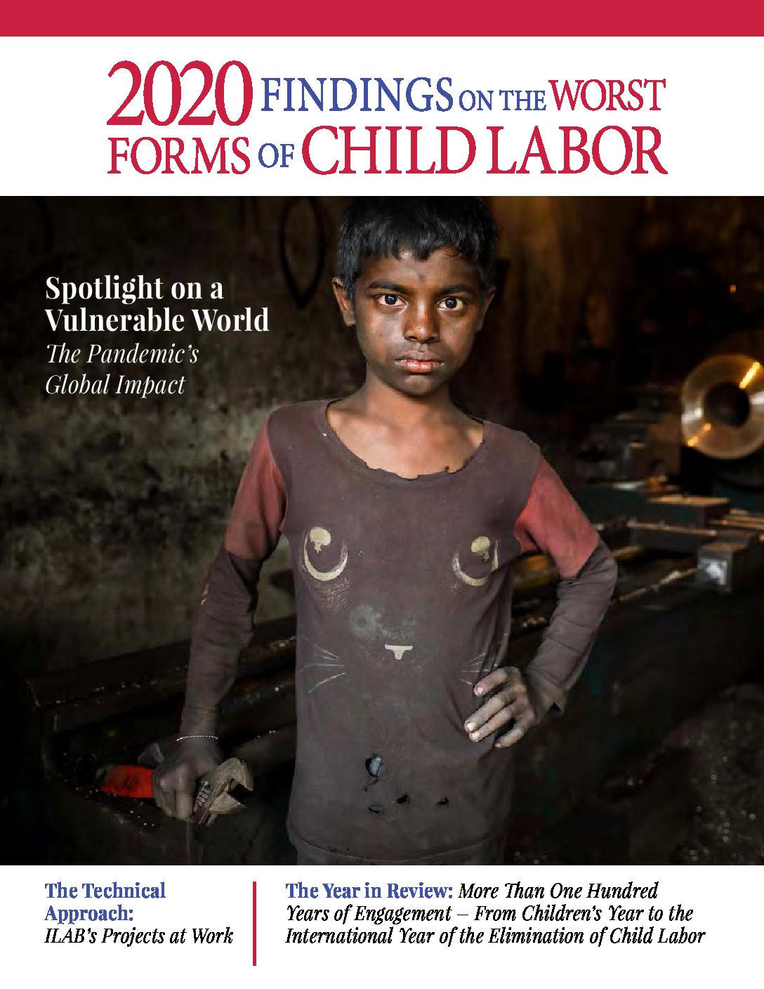 2020 Findings on the Worst Forms of Child Labor